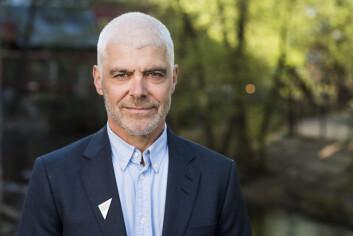 Petter Eide. Foto: Marius Nyheim Kristoffersen