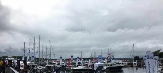 Promillerelaterte ulykker fra fritidsbåter må ned, mener arrangørene av Skandinavias største flytende båtmesse