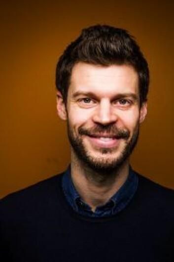 Bjørnar Moxnes. Foto: André Løyning