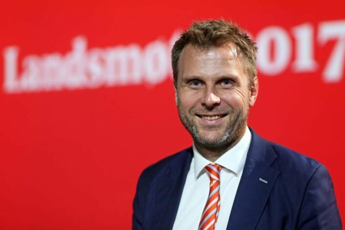 Torgeir Micaelsen. Foto: Bernt Sønvisen