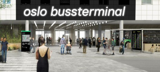 Ny og mye større bussterminal skal stå klar om to år