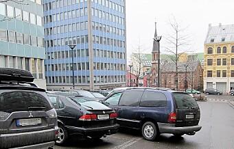 Ny parkeringsnorm halverer antallet parkeringsplasser ved nybygg i Oslo