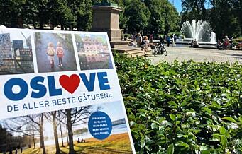 Ny bok beskriver de beste asfaltturene i Oslo