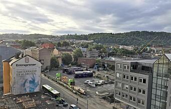 Massive naboprotester til tross, BaneNor Eiendom står på sitt i striden om busstomta i Schweigaards gate