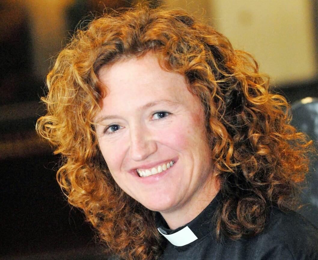 Kari Veitberg har jobbet blant fattige og velsigner homofile par. Nå er hun biskop i Oslo. Foto: Kirkens bymisjon