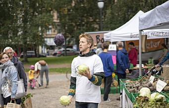 Oslofolk er mer positive til økologisk mat enn folk i resten av landet