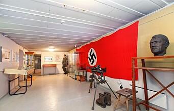 Reichskommisar Terbovens bunker under Oslo handelsgym får samme minnesmerke som Einar Gerhardsen