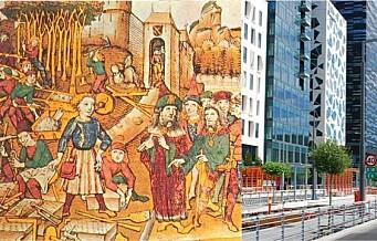 Dronning Eufemia brakte kultur og hoffliv til middelalder-Oslo