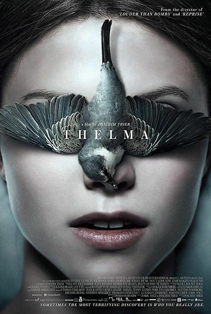 Thelma, en film om besettelser og kristendom.