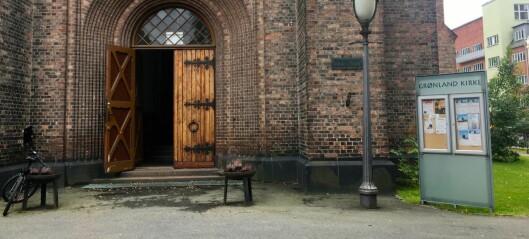 – Oslos fattige blir ikke borte, selv om dører blir låst og ingen svarer når det bankes på