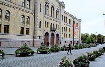 Myk terrorsikring finner sin plass stadig flere steder i Oslo sentrum