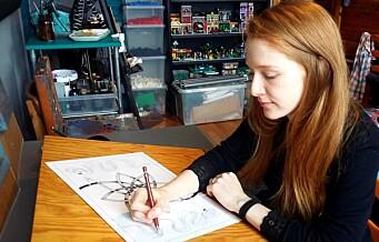 Galleri Kunstgress gir unge Oslo-kunstnere en plattform