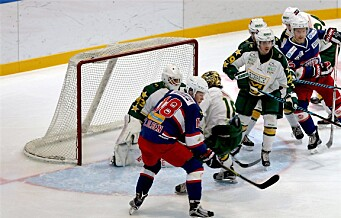 Endelig poengfangst for Vålerenga Hockey og to nye svensker inn på laget