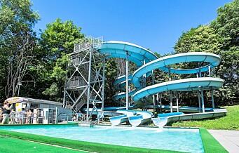 Byrådet vil bygge en ny og gratis vannsklie på Frognerbadet