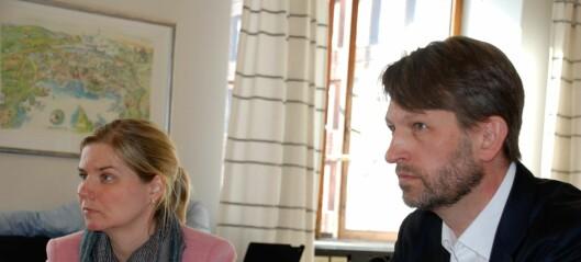 Byrådets uansvarlige pengebruk øker Oslos gjeld formidabelt, mener Høyre, Venstre og Krf