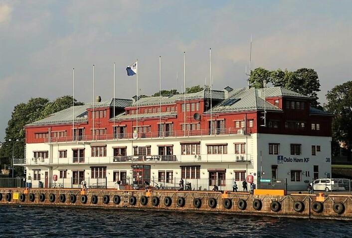 Oslo havn KF saksøkes nå av en tidligere avdelingsdirektør for usaklig oppsigelse. Foto: Oslo havn