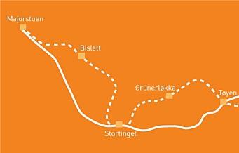 Nå starter arbeidet med en ny T-banetunnel gjennom Oslo sentrum