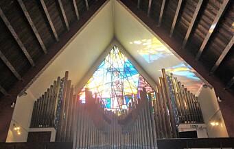 Torshov kirke har ikke vært pusset opp siden den sto ferdig i 1958. Nå skal den shines opp for 55 millioner kroner