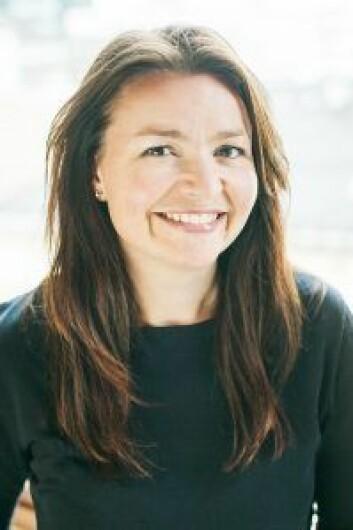 Hilde Foss Christensen. Foto: Fjellinjen