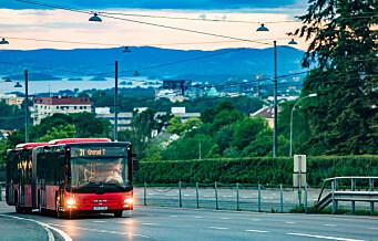 Fra 8. oktober kan du ta buss hjem hele natta etter å ha vært på byen