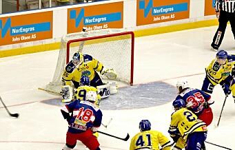 Tre skritt frem og et tilbake for Vålerenga Hockey