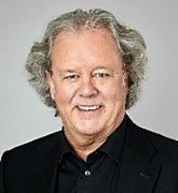 Erik Sandøy sier seg ikke fornøyd med forholdene ved Uranienborghjemmet. Foto: Aleris