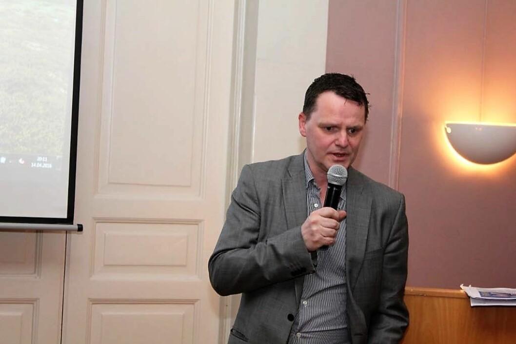 Leder i Frogner bydelsutvalg, Jens Jørgen Lie, mener at sykehjemsetaten må ordne opp i kaoset rundt Uranienborghjemmet. Foto: Frogner Høyre