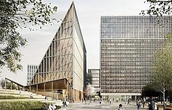 Taperne i arkitektkonkurransen om Regjeringskvartalet hevder ny info viser at konkurransen var et bedrag
