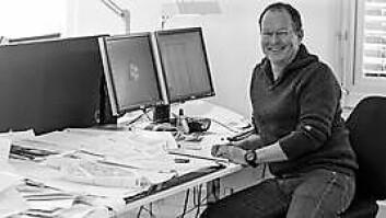 Lars Haukaland. Foto: LPO arkitekter