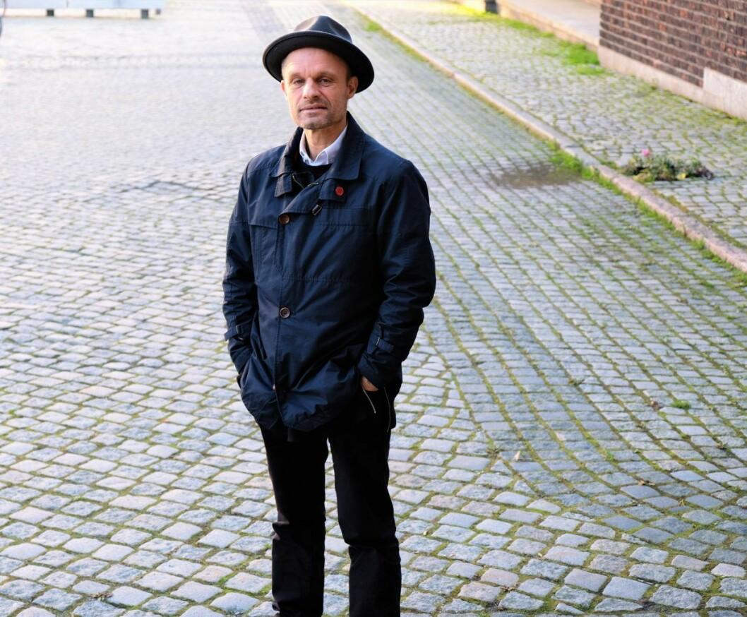 Gruppeleder for MdG i Oslo, Harald Nissen, vil stoppe kuttene i driftsstøtten til Leieboerforeningen. Foto: Christian Boger
