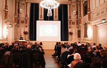 Oslo kommune inviterer deg til å komme med innspill til bruken av Myntgata 2-kvartalet