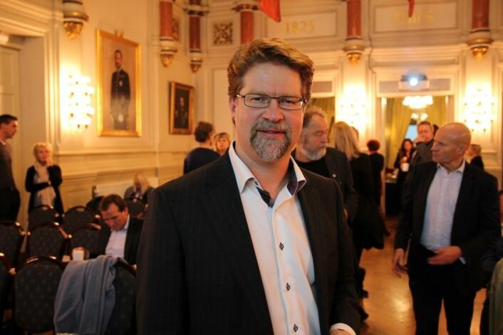 Dag Hovdhaugen, assisterende direktør i utdannningsetaten. Foto: Susanne Skaug/VårtOslo