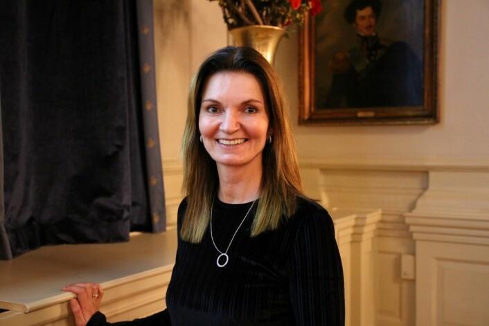 Bente Bøhler, styremedlem i Kvadraturforeningen. Foto: Susanne Skaug/VårtOslo