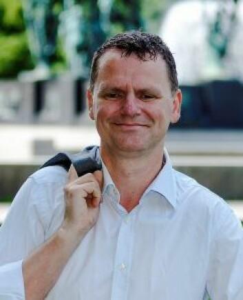 Jens Jørgen Lie (H) er opptatt av at bydel Frogner får den gode eldreomsorgen bydelen betaler for. Foto: Oslo Høyre