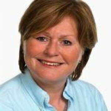 Sykehjemsetatens Anne Berger Sørli tar på høyeste alvor alle problemene som er dukket på Uranienborhjemmet. Foto: Høyre