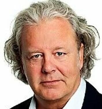 Erik Sandøy er administrerende direktør i Aleris Omsorg Norge. Foto: NHO Service