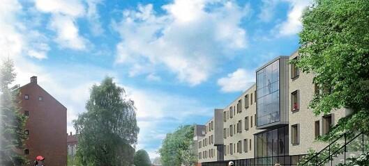 Beboere i Lille Tøyen hageby skeptiske til utforming av ny demenslandsby