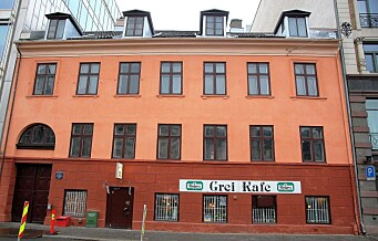 På Grei Cafe traff Henrik Wergeland sin store kjærlighet. Venstre-politiker vil gjøre huset til Wergeland-museum