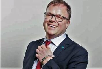 """Venstres Espen Ophaug ønsker å opprette et """"Wergelands Hus"""" i de gamle lokalene til Grei Café i Skippergata 3. Foto: Venstre"""