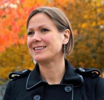 Byråd for byutvikling, Hanna Marcussen (MdG). Foto: Miljøpartiet de Grønne