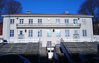 Bystyret sørget for idrettshall-jubel på Dælenenga. Riksantikvaren kan likevel stoppe festen