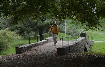 – St. Hanshaugen er en bydel for de få. Flere år med høyrestyre lokalt, har gått utover de som har minst