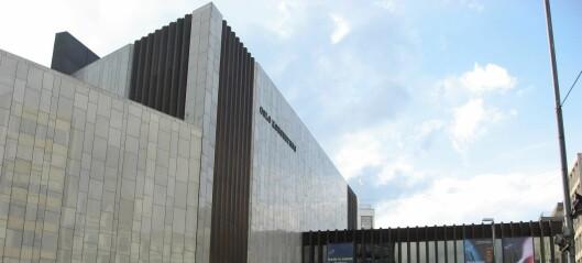 Ikke nytt konserthus til Oslo-Filharmoniens 100-årsjubileum
