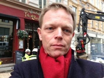Kontrollutvalgets leder, Ola Kvisgaard (H), vil be kommunerevisjonen legge alle Boligbygg-svarene på bordet. Foto: Privat