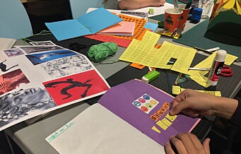 På Biblo Tøyen får ungdom øynene opp for at kreative fag også er en mulighet