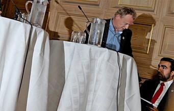 Antallet PR-rådgivere og informasjonsfolk har eksplodert under Raymond Johansens ledelse