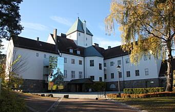 Les historien om Quislings hjem, Villa Grande, en del av førerens ran av det norske folk
