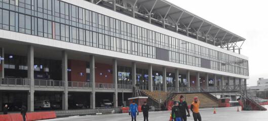 Valle Hovin og Frogner Stadion har startet skøytesesongen