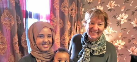 I dag skal Amal få treffe ordføreren i Oslo og snakke om sin kommunale leilighet