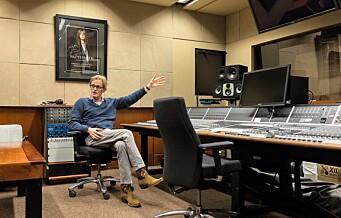 Her spilte Tom Waits på orgelet, Bob Dylan sov på sofaen og Susanne Sundfør skapte magi
